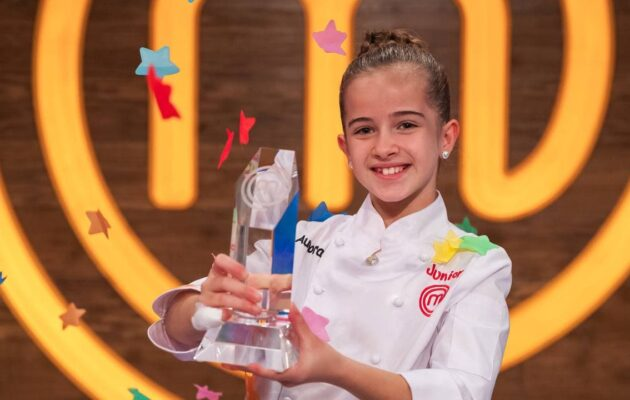 Aurora Masterchef Junior 8